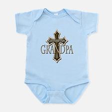 Christian Grandpa Infant Bodysuit