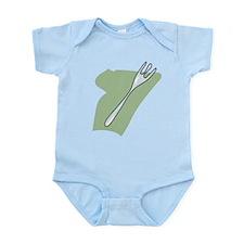 Unique Forks Infant Bodysuit
