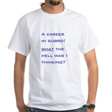A career in subro? Shirt
