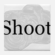 Shoot Tile Coaster