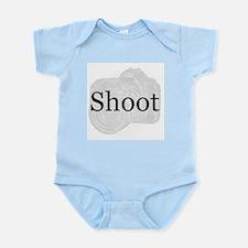 Shoot Infant Bodysuit