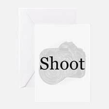 Shoot Greeting Card