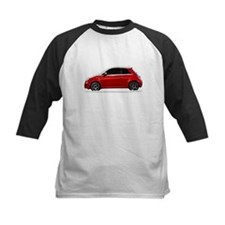 Snow Covered Fiat 500 Tee