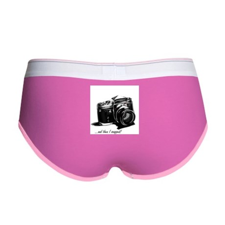 and then I snapped! Women's Boy Brief