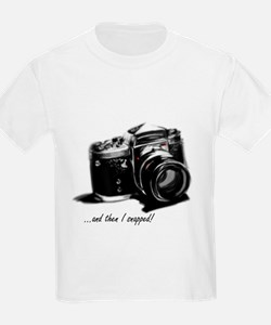 and then I snapped! T-Shirt