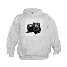 and then I snapped! Hoodie