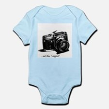 and then I snapped! Infant Bodysuit