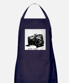and then I snapped! Apron (dark)