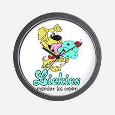 Lickies Wall Clock