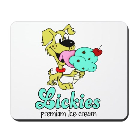 Lickies Mousepad