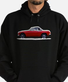 Snow Covered MG Hoodie (dark)