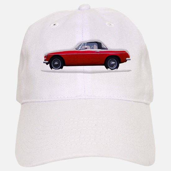 mg midget baseball caps logo cap hat snow covered