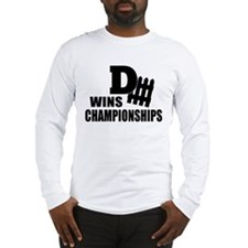 Defence Wins Championships Long Sleeve T-Shirt