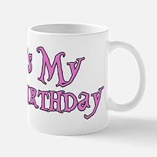 It's My Unbirthday Alice in Wonderland Mug