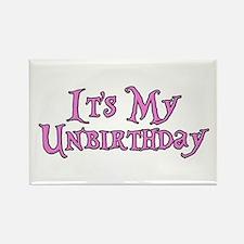 It's My Unbirthday Alice in Wonderland Rectangle M