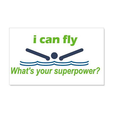 I Can Fly 22x14 Wall Peel
