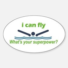 I Can Fly Decal