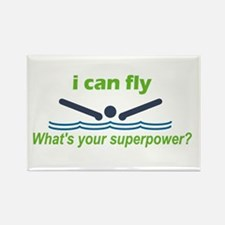 I Can Fly Rectangle Magnet (10 pack)