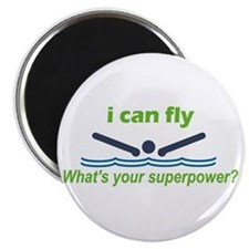 I Can Fly Magnet