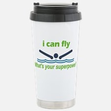 I Can Fly Stainless Steel Travel Mug