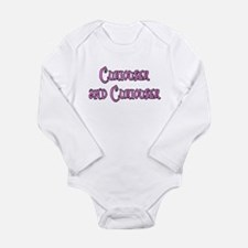 Curiouser and Curiouser Alice Long Sleeve Infant B