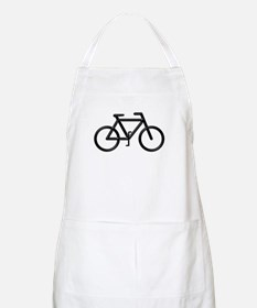 """Black Bike"" BBQ Apron"