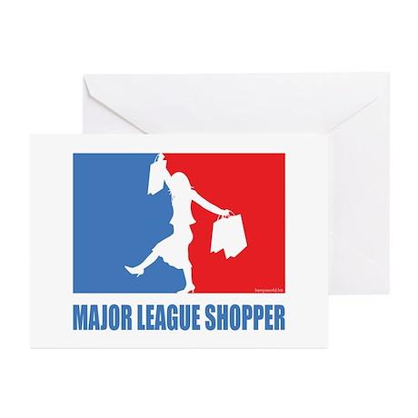 ML Shopper Greeting Cards (Pk of 20)