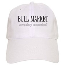 Bull Market Baseball Cap