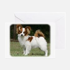 Papillon 9Y390D-010 Greeting Card