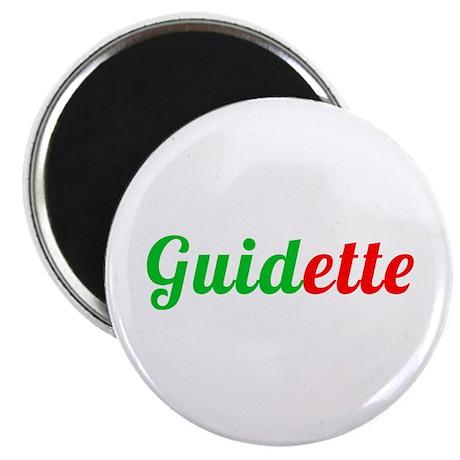 Guidette Magnet