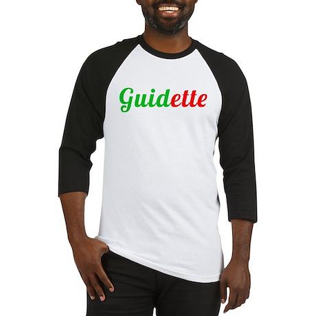 Guidette Baseball Jersey