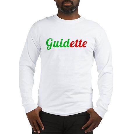 Guidette Long Sleeve T-Shirt
