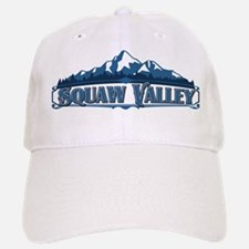Squaw Valley Blue Mountain Baseball Baseball Cap