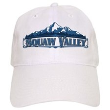 Squaw Valley Blue Mountain Baseball Cap