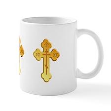 Orthodox Cross Mug