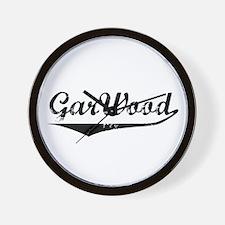 Vintage GarWood Boats Wall Clock