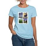 Think Outside the Barrel Women's Light T-Shirt