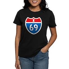 Interstate 69 I-69 Tee
