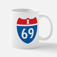 Interstate 69 I-69 Mug