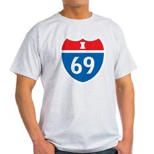 Interstate 69 I-69 T-Shirt