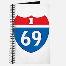 Interstate 69 I-69 Journal