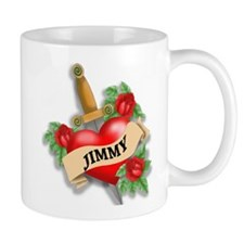 Jimmy Tattoo Mug