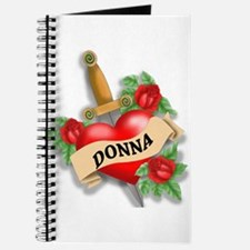 Donna Tattoo Journal