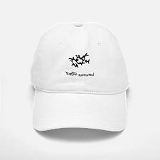 Black Summoning Weedaula Baseball Baseball Cap