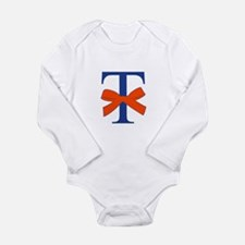 T-Bow - Long Sleeve Infant Bodysuit