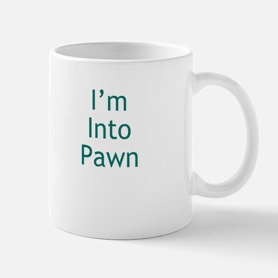 I'm Into Pawn Mug