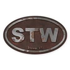 Stowe Vermont Decal