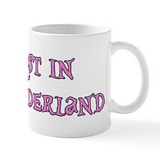 Lost in Wonderland Alice Mug