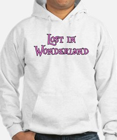 Lost in Wonderland Alice Hoodie Sweatshirt