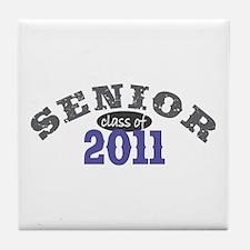 Senior Class of 2011 Tile Coaster